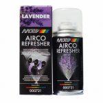 Motip 000721 Légkondi és utastér frissítő spray-levendula (150 ML)