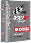 MOTUL 300 Power 5W-40 (2 L)