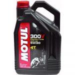 MOTUL 300V 4T FACTORY LINE 5W-30 (4 L)