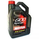 MOTUL 6100 Synergie + 10W-40 (5 L)