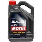 Motul Specific 0720 5W-30 (5 L) RENAULT