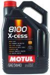 MOTUL 8100 X-cess 5W-40 (5 L)