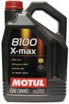 MOTUL 8100 X-max 0W-40 (5 L)