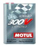Motul 300V Chrono 10W-40 (2 L) Motorolaj