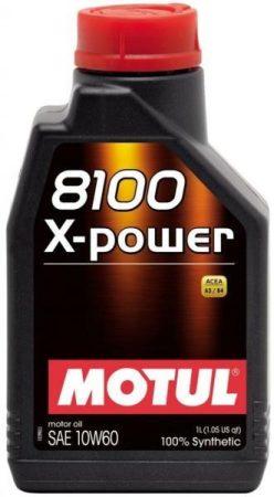 Motul 8100 X-Power 10W-60 (1 L)