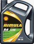 Shell Rimula R6 LME 5W-30 (5 L) E6/E7