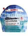 Sonax szélvédőmosó ICE FRESH -jégoldó -20 Celsius (3 L)