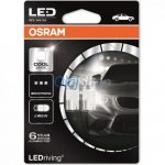 Osram LEDriving Premium 2850CW W5W 6000K 2db/bliszter