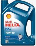 Shell Helix HX7 Diesel 10W-40 (4 L)