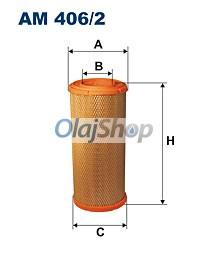 Filtron Légszűrő (AM 406/2)