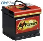 Banner Power Bull 50Ah 450A Jobb+ (5003)