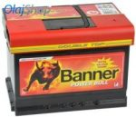 Banner Power Bull 60Ah 540A Jobb+ (6009)