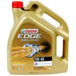 Castrol Edge Turbo Diesel Titanium 5W-40 (5 L)