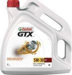 Castrol GTX 5W-30 C4 (4 L)