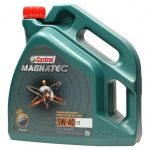 CASTROL Magnatec 5W-40 C3 (4 L)