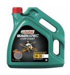 CASTROL Magnatec Stop-Start 5W-30 C2 (4 L) Motorolaj