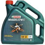 CASTROL MAGNATEC STOP-START 5W-30 A3/B4 (4 L) Motorolaj