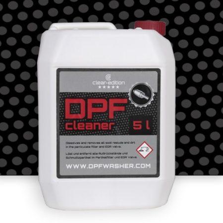 Clear Edition DPF Cleaner (5 L) részecskeszűrő tisztító folyadék