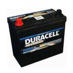 Duracell Advanced (DA 45L) 45AH 390A B+ Autó Akkumulátor