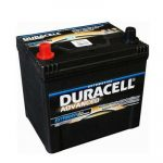 Duracell Advanced (DA 60L) 60AH 510A B+ Autó Akkumulátor