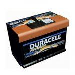 Duracell Advanced (DA 74) 74AH 680A J+ Autó Akkumulátor