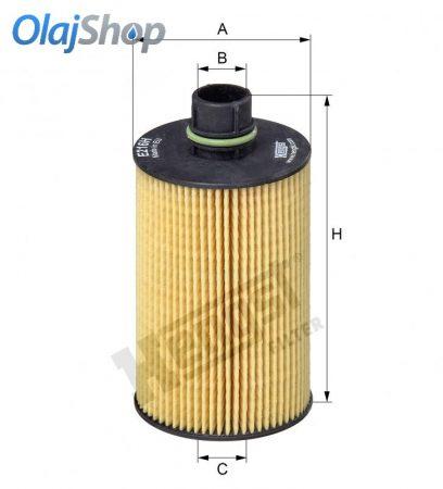 HENGST E216H D301 olajszűrő
