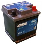 Exide EB440 (44AH 400 A)  excell J+