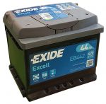 Exide EB442 (44AH 420 A)  excell J+