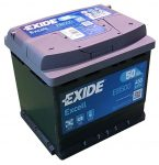 Exide EB500 (50AH 450 A)  excell J+