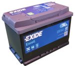 Exide EB740 (74AH 680 A)  excell J+