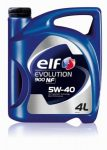 Elf Evolution 900 NF 5W-40 (4 L) Motorolaj