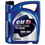 ELF EVOLUTION 900 SXR 5W-40 (4 L) Motorolaj