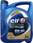 Elf Evolution Full-Tech LSX 5W-40 (5 L) C3