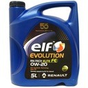 Elf Evolution RN-Tech Elite FE 0W-20 (5 L) RN17FE