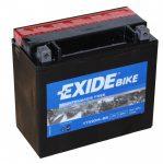 Exide Bike ETX20HL-BS motorkerékpár, robogó, jetski akkumulátor
