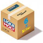 Liqui Moly Top Tec 6300 0W-20 (6 x 1L) JAGUAR/LAND ROVER/MB