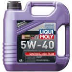 Liqui Moly Synthoil High Tech 5W-40 (4 L) A3/B4
