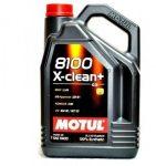 Motul 8100 X-clean+ 5W-30 (5 L) C3 Motorolaj