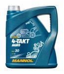 Mannol 4T Agro SAE 30 (4 L)