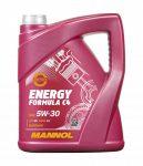 Mannol 7917 Energy Formula C4 5W-30 (5 L)