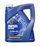 Mannol 7504 Diesel Extra 10W-40 (5 L)