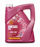 MANNOL DIESEL TDI 5W-30 (5 L)