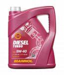 Mannol 7904 Diesel Turbo 5W-40 (5 L)