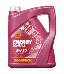 MANNOL ENERGY COMBI LL 5W-30 VW504.00/507.00 (5 L)