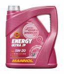 MANNOL ENERGY ULTRA JP 5W-20 (4 L)