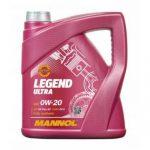 Mannol 7918 Legend Ultra 0W-20 (4 L)