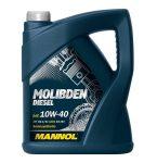 Mannol Molibden Diesel 10W-40 (5 L)