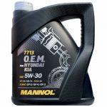 MANNOL O.E.M. for HYUNDAI / KIA 5W-30 (4 L)