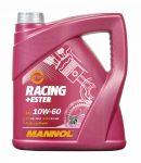 Mannol 7902 Racing+Ester 10W-60 API SN/SM/CF (4 L)