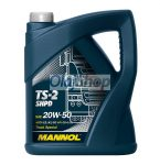 MANNOL SHPD TS-2 20W-50 (5 L) Motorolaj